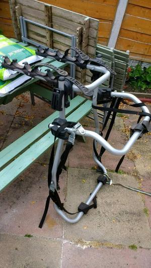 3 bike cycle rack.