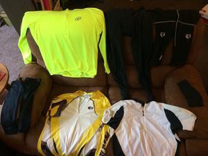 Cycling / biking clothes