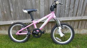 "Girl's Carrera Luna 16"" Bike"