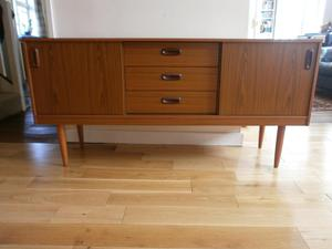 Lovely mid century Schreiber sideboard - good condition