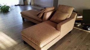 Dwell chaise sofa corner L shape Ankara £