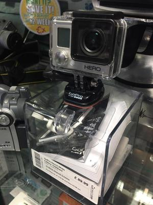 GoPro hero 3 white edition camera