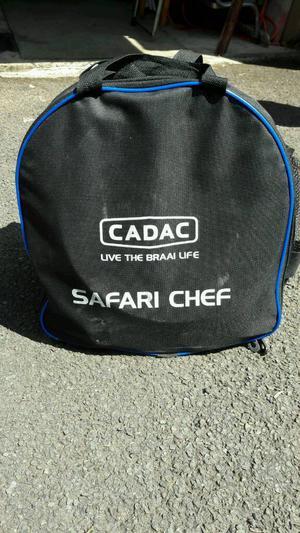 Cadac gas bbq posot class - Cadac safari chef ...
