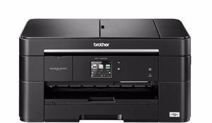 PRINTER Brother MFC-JDW A4 Colour Inkjet Multifunction Printer (With A3 Functionality)