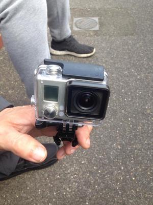 Go pro camera hero 3