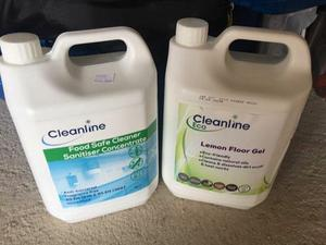 Clean line cleaning products