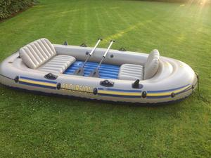 Inflatable Boat: Excursion 5 Inflatable Boat