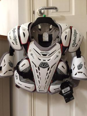 Troy Lee BG chest protector
