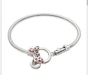 Chamilia bracelet disney Minnie Mouse