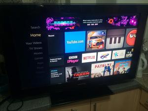"Samsung 42"" full HD freeview TV - collection Derby"