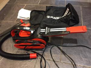 Black and decker dustbuster car vacuum cleaner