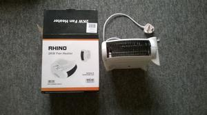 Rhino 2 KW Fan heater