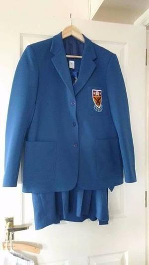 School uniform for the girl CJHS