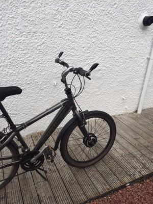 36v E-Bike Conversion on a Saracen X-ray Mountain Bike