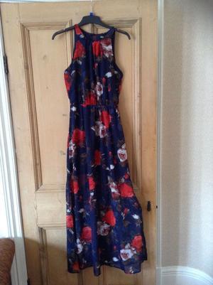 Quiz size 8 maxi dress