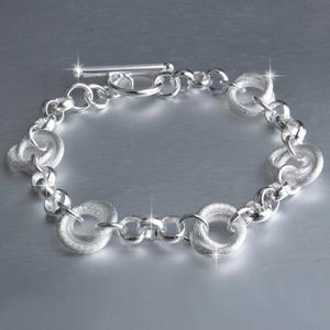 Vintage Circle Alloy Bracelet