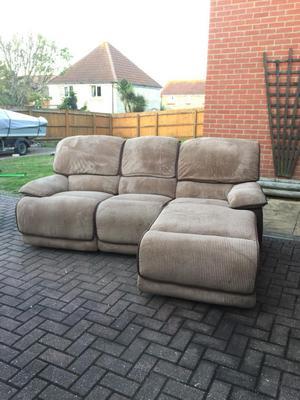 Corner sofa chaise sofa