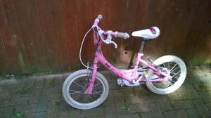 Girls bike (needs servicing)