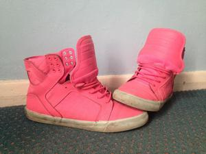 Supra trainers woman's