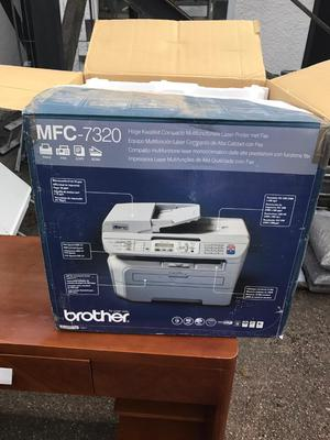 NEW Brother fax machine & printer