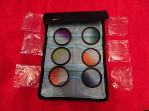 XCSource neutral density and graduated camera filters 58mm