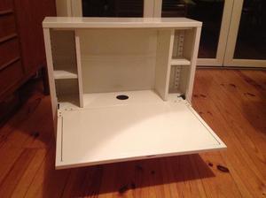 Ikea ps red metal cabinet posot class - Fold away table ikea ...