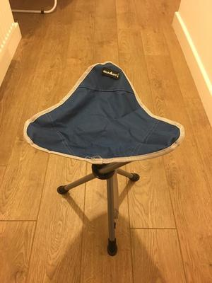Summit camping stool