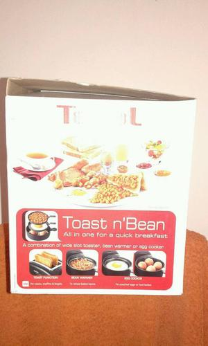 Tefal unused toast n' Bean & egg all in one for a quick & easy breakfast £ ono