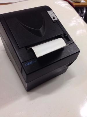 Orient BTP-NP POS Thermal Receipt Printer - Black -