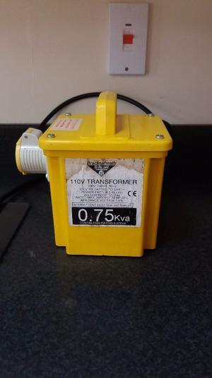 110 v transformer