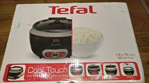 Tefal rice cooker cool touch brand new