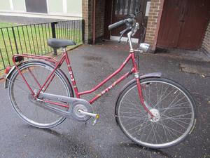 Dutch RIH bike, nice bicycle, NEW REAR TIRE