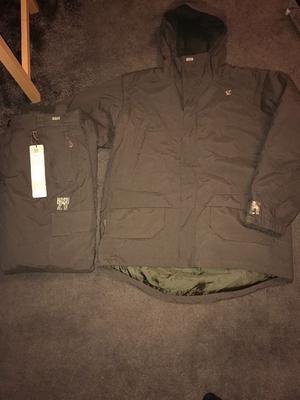 Nash zt sub20 jacket and trousers