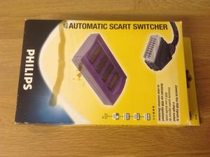 SCART AUTOMATIC SELECTOR