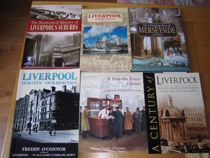 Books on Liverpool