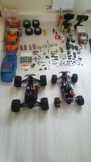 Hpi rc 2 cars