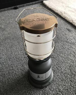 Outdoor 2-in-1 Stove & Lantern