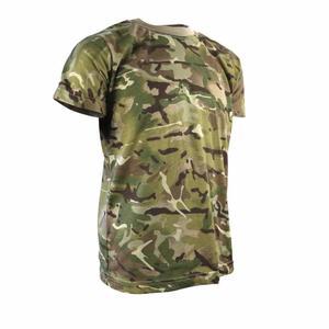 Kombat Kids BTP T-Shirt Army Camo Hunting Airsoft Fishing