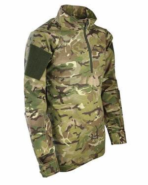 Kombat Kids UBACS Under Armour Shirt BTP Children's Army Shirt