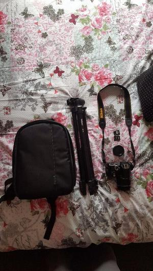 Nikon d & accessories