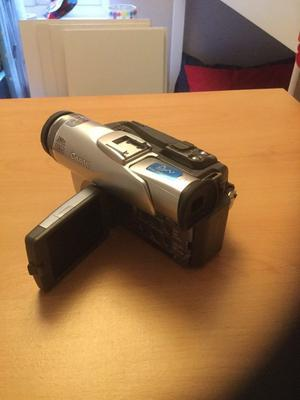Sony Camcorder with case and accessories