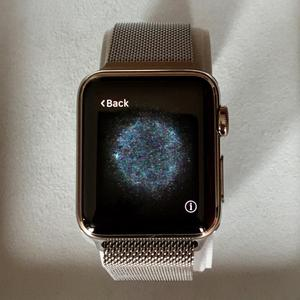 38mm Stainless Steel Apple Watch
