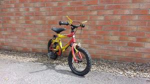 Universal kids bike