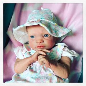 Jesmar Baby Girl Doll Beautiful Bourne Posot Class