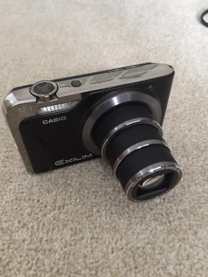 Casio Exilim EX-HMp Camera with full accessories pack
