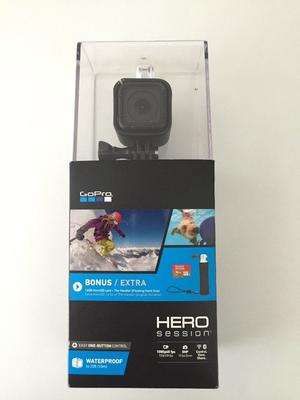 GoPro Hero Session Camcorder Action Camera 8MP Bluetooth Wi-Fi Waterproof P