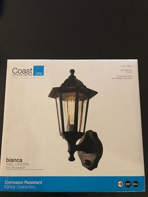 Brand New Bianca Wall Lantern