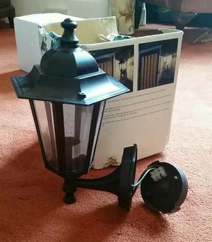Outdoor Aluminium Lantern