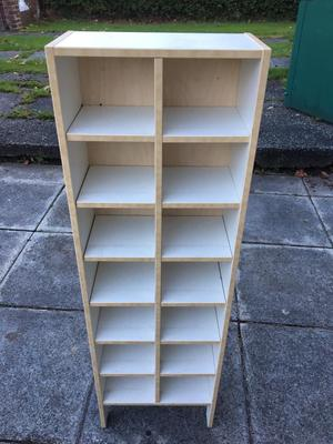 Ikea billy bookshelf cd rack posot class - Ikea porta cd billy ...