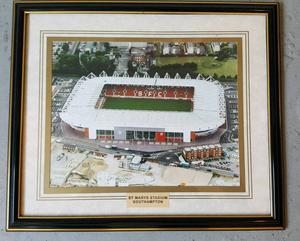 Picture of st Mary's stadium (southampton)